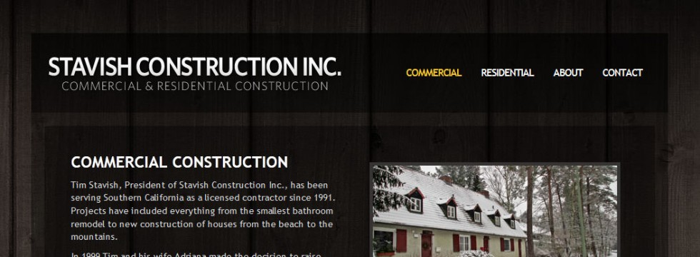 Stavish Construction, Inc.
